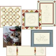 Sew Merry & Bright Holiday Projects