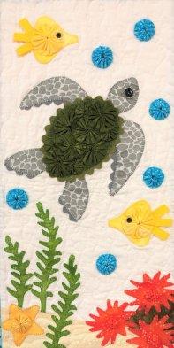 Simple Sea turtle
