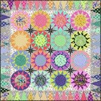Tula Pink's Sunrise Quilt
