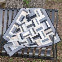 Wayside Pattern by Cut Loose Press