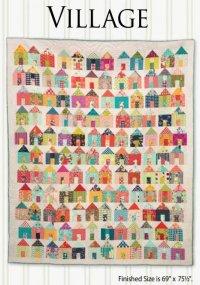 Village Quilt Pattern