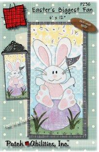 Easter's Biggest Fan Pattern