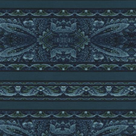 Jinny Beyer's Border Basics Collection, Chelsea 2101-005 Jade