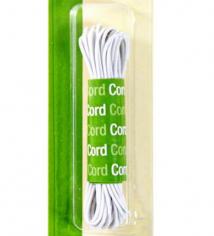 White elastic cord