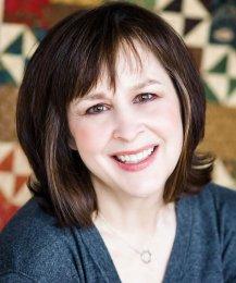 Kim Diehl:  author, quilter, designer
