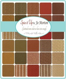 Spice It up Jo Morton Moda Fabrics