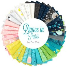 Dance in Paris Zen Chic Moda Fabrics