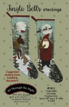 Jingle Bell Stockings