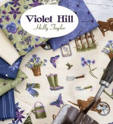 Violet Hill Fabrics by Holly Taylor