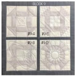 Block # 9 Churn Dash
