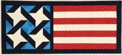 Stars & Stripes runner