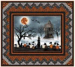 Harvest Moon Panel