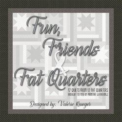 Fun Friends Fat Quarters