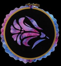 Lily hoop
