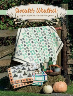 Sweater Weather Quilting Book