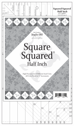 Square Squared Half