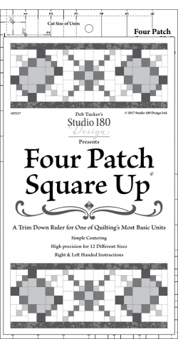 Four Patch Ruler