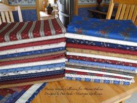 Prairie Stitches by Pam Buda Heartspun Quilts