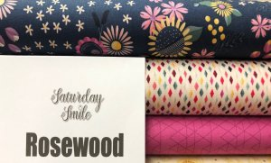 Rosewood Quilt Kit