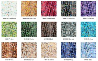 mosaic fabric overview