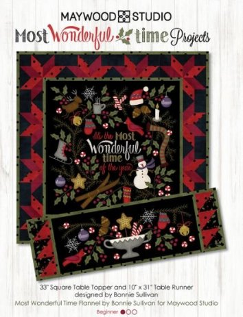 Most Wonderful Time Projects from Bonnie Sullivan and Maywood Studios