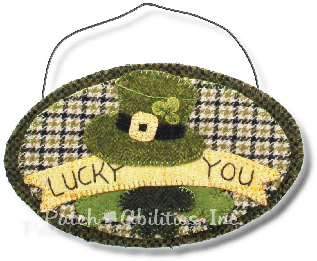 Lucky You Mini Round