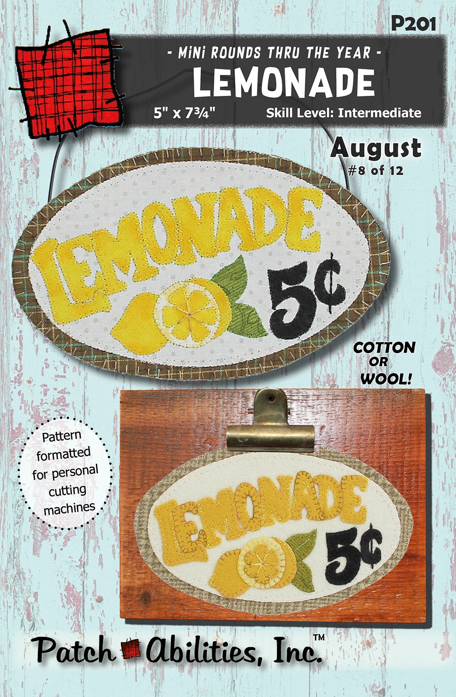 Lemonade Mini Round
