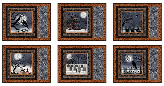 Spooky Night Placemat Kits