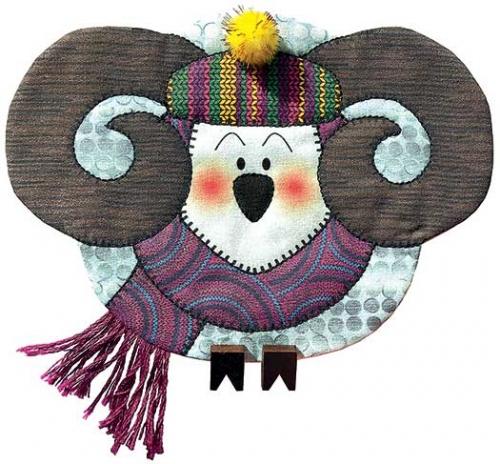 Wooly Ram
