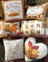 Bareroots Little Fall Pillows