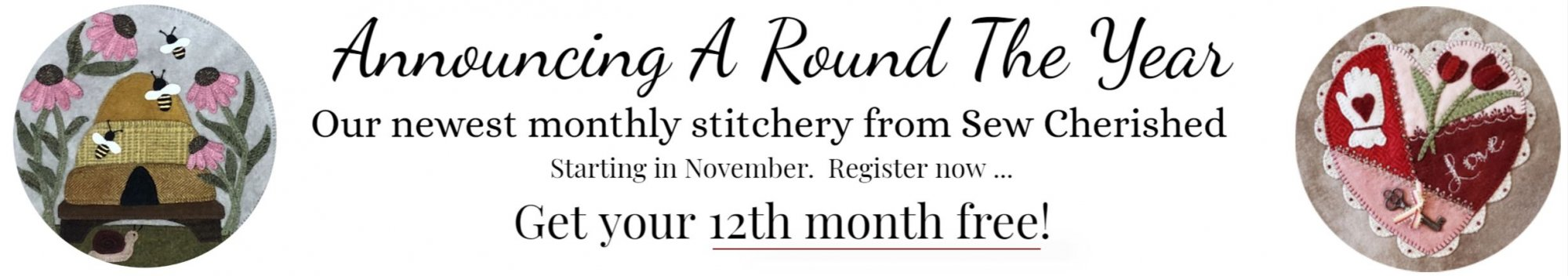 a Round The Year.  Sign up now to get 12th month free