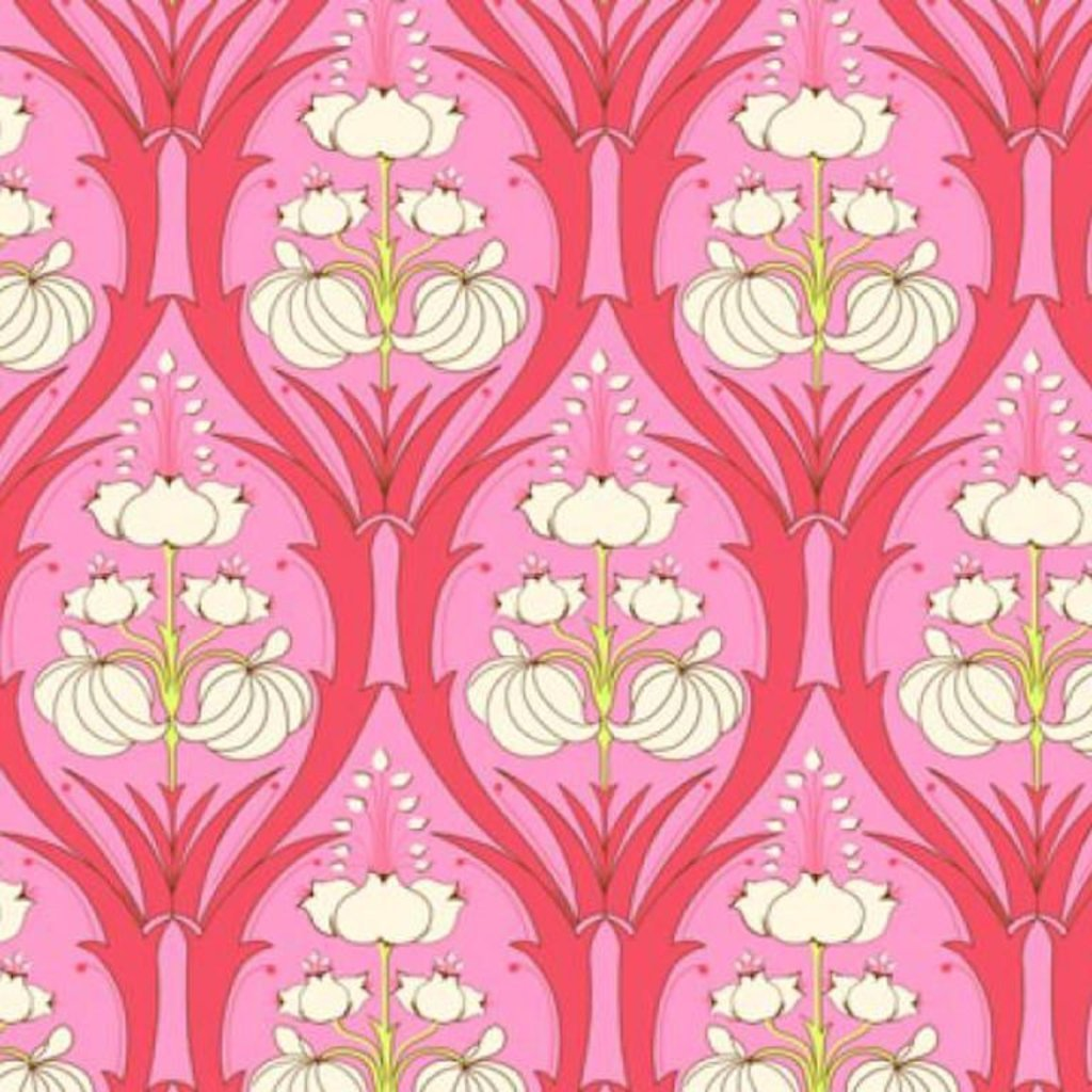 Passion Lily Cerise Pink