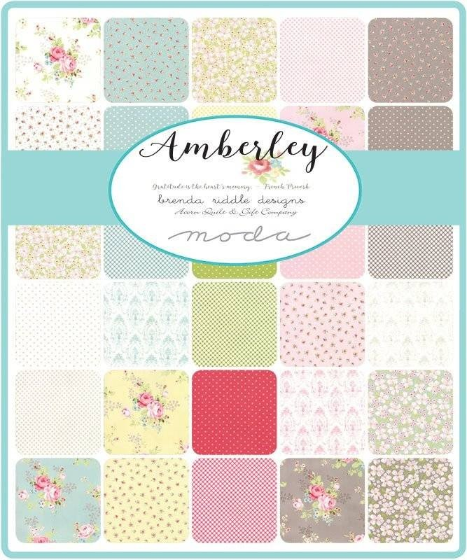 Amberly Charm Pack - 42 pieces