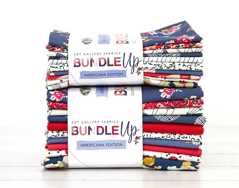 Bundle Up America Half Yard Cuts