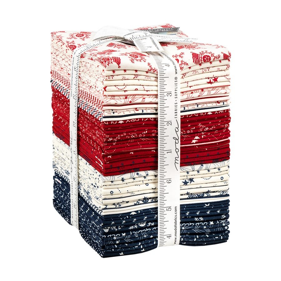 American Gatherings Fat Quarter Collection