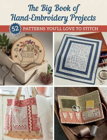The Big Book of Hand Embroidery