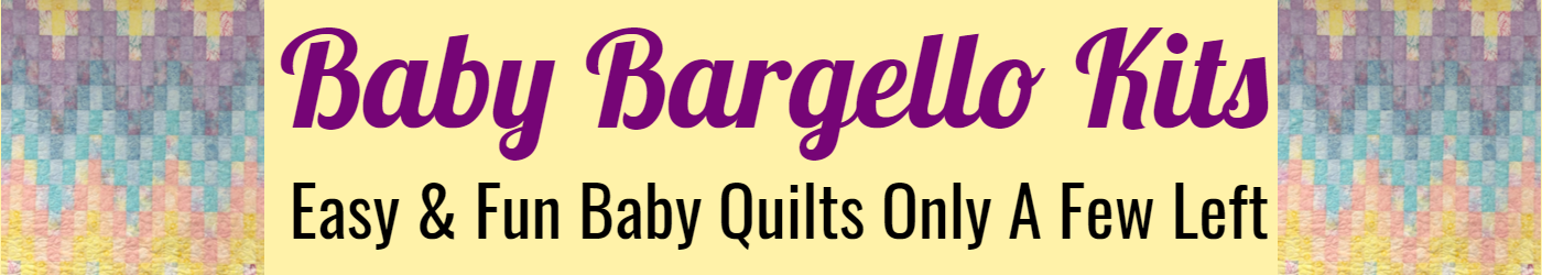 Baby Bargello Kits Easy & Fun Baby Quilt Only A Few Left