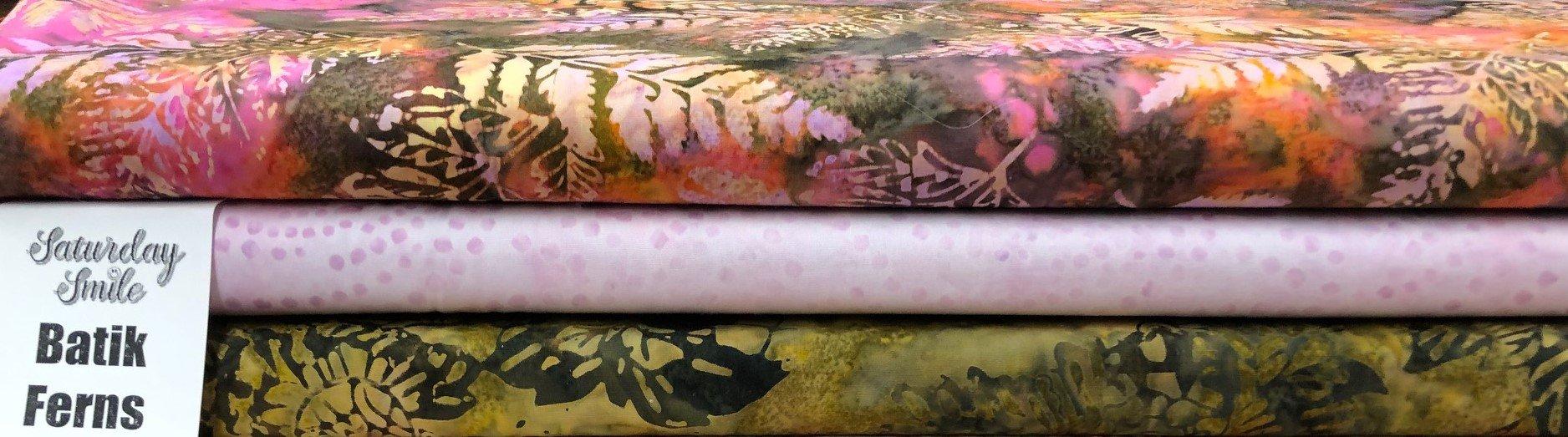 Batik Ferns