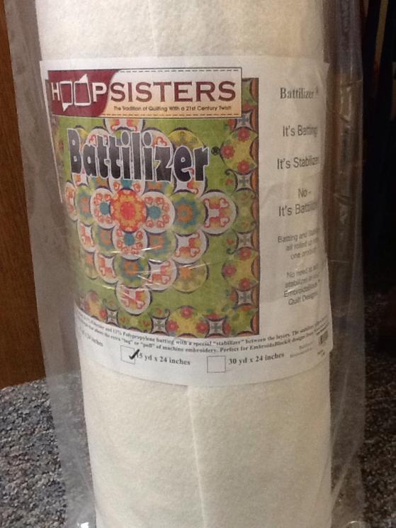 Battilizer By The Yard - 24 wide