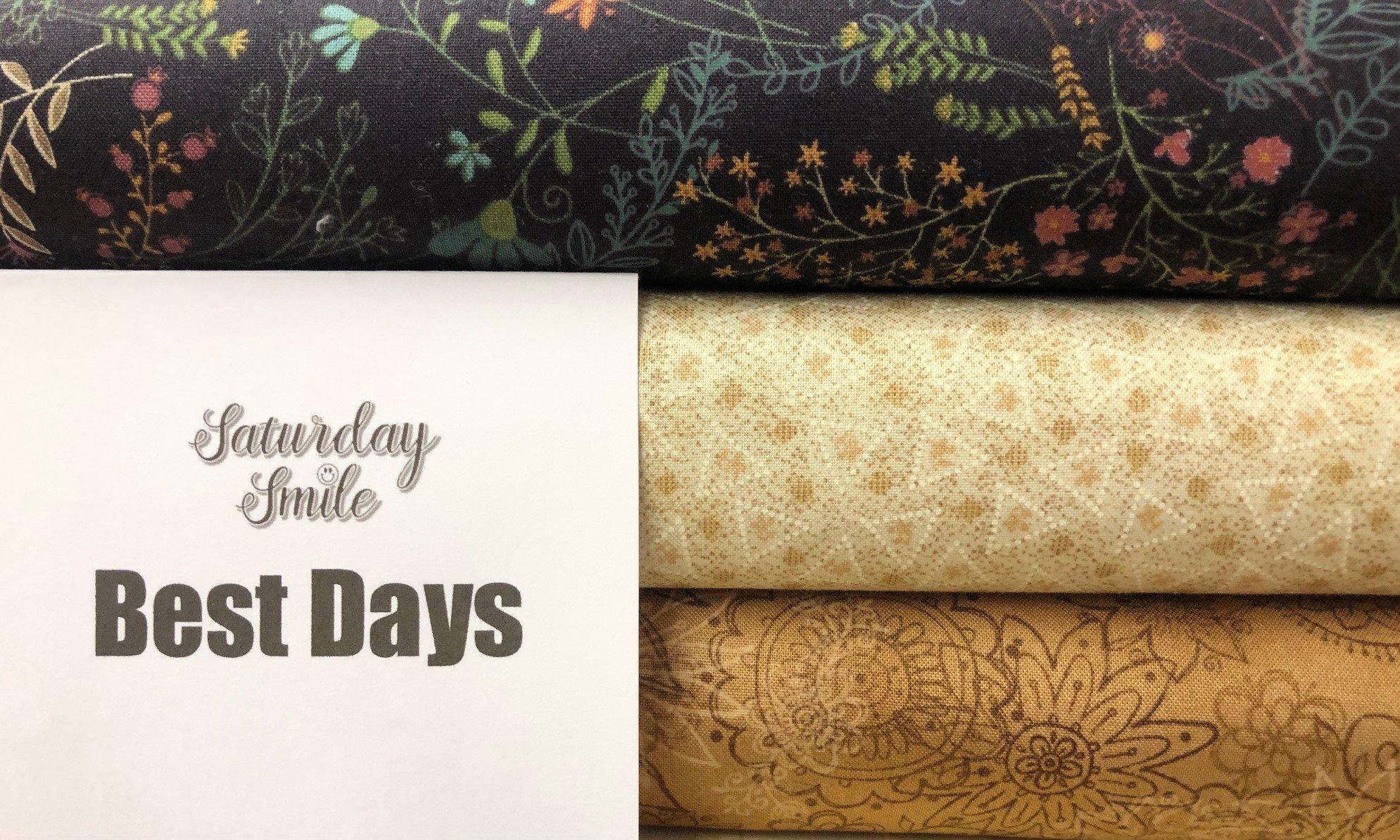 Best of Days Quilt Kit