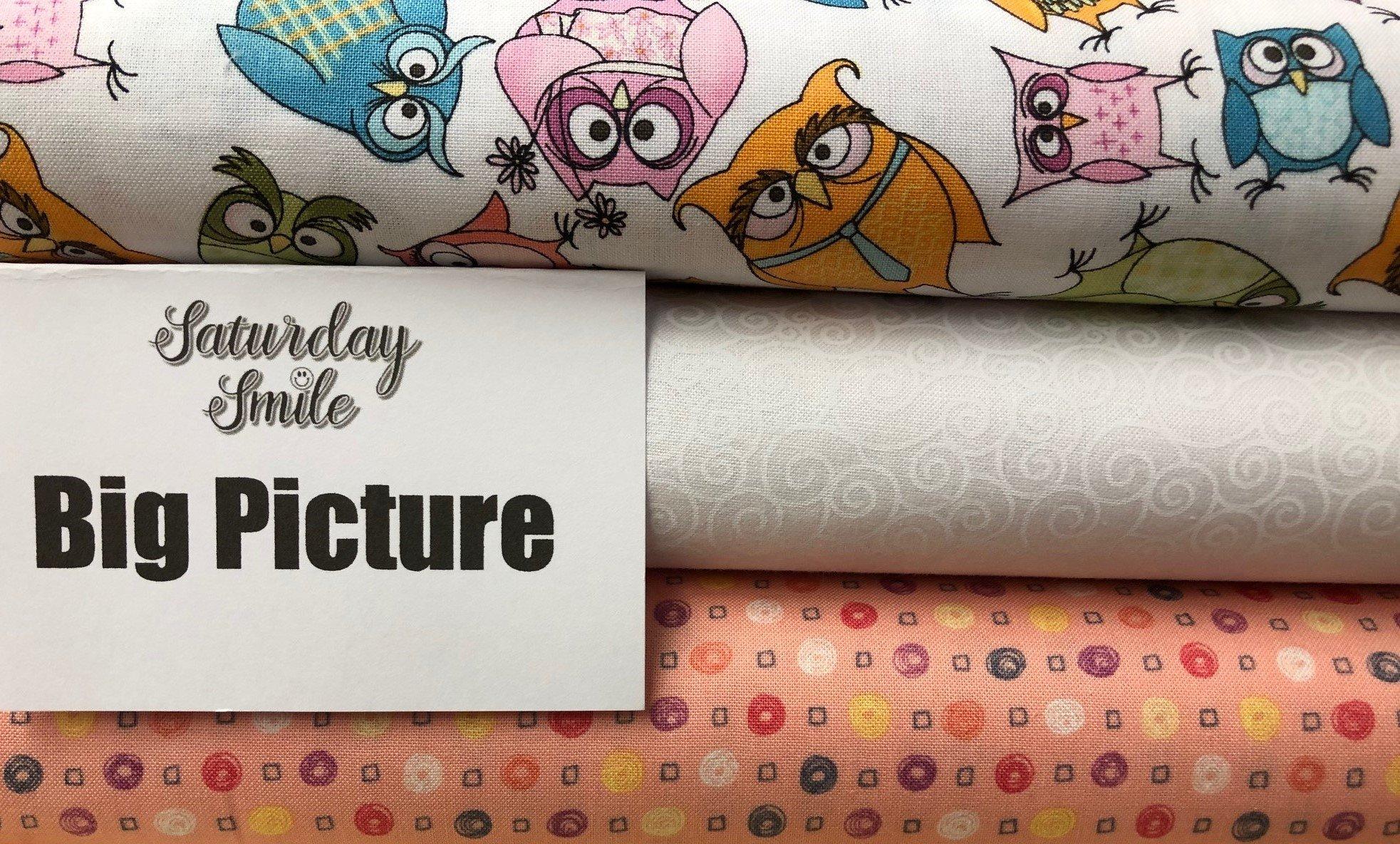 Big Picture Quilt Kit