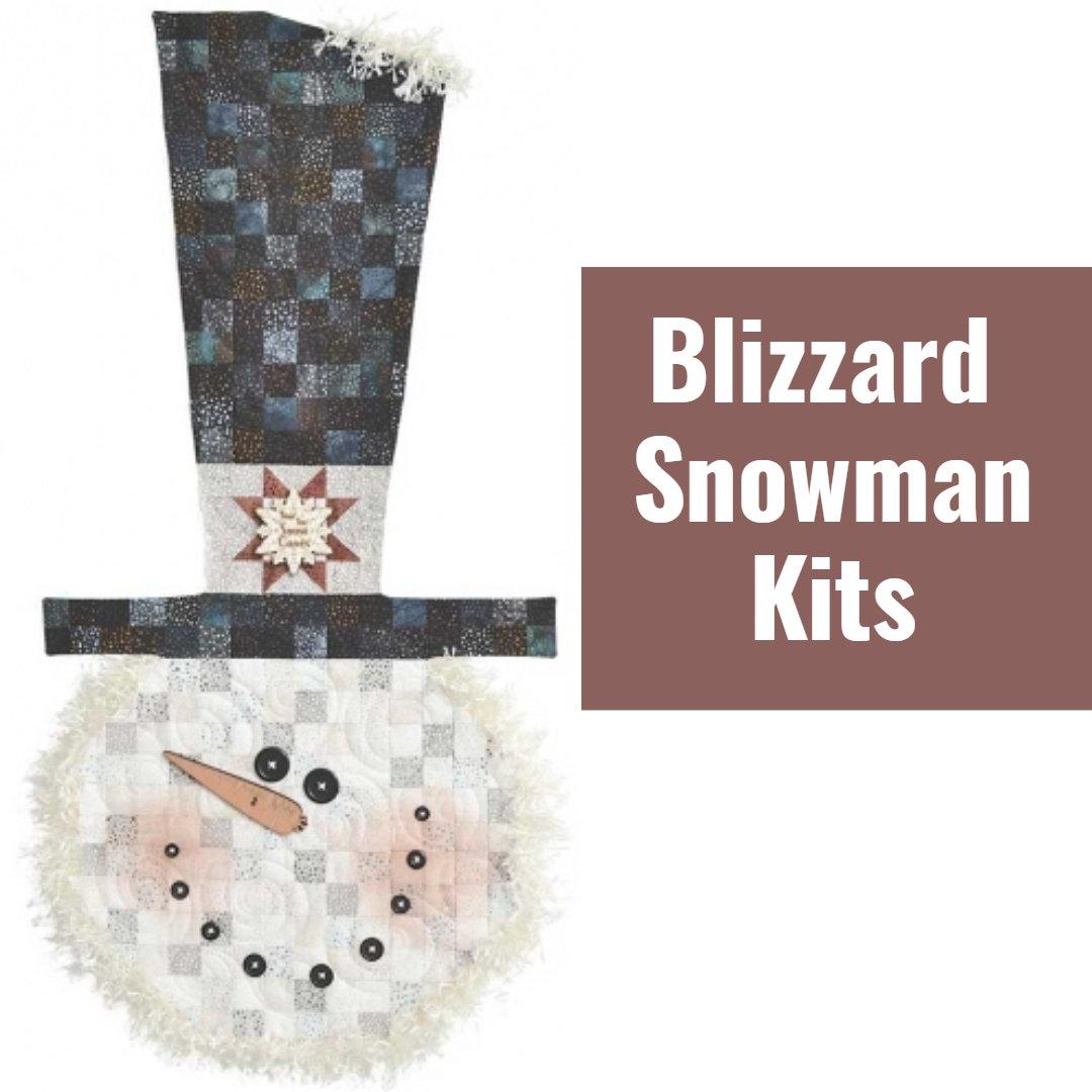 Blzizard Snowman Kits