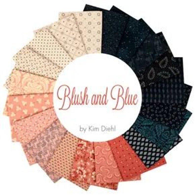 Blush & Blue