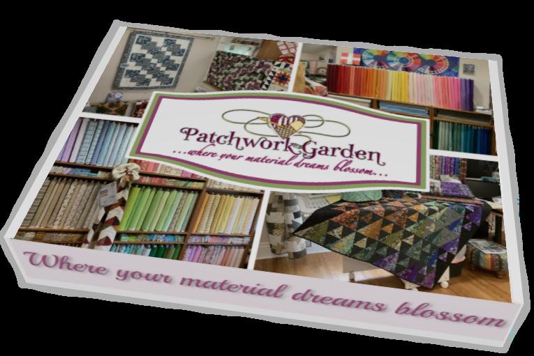 Patchwork Dream Box Summer 2021