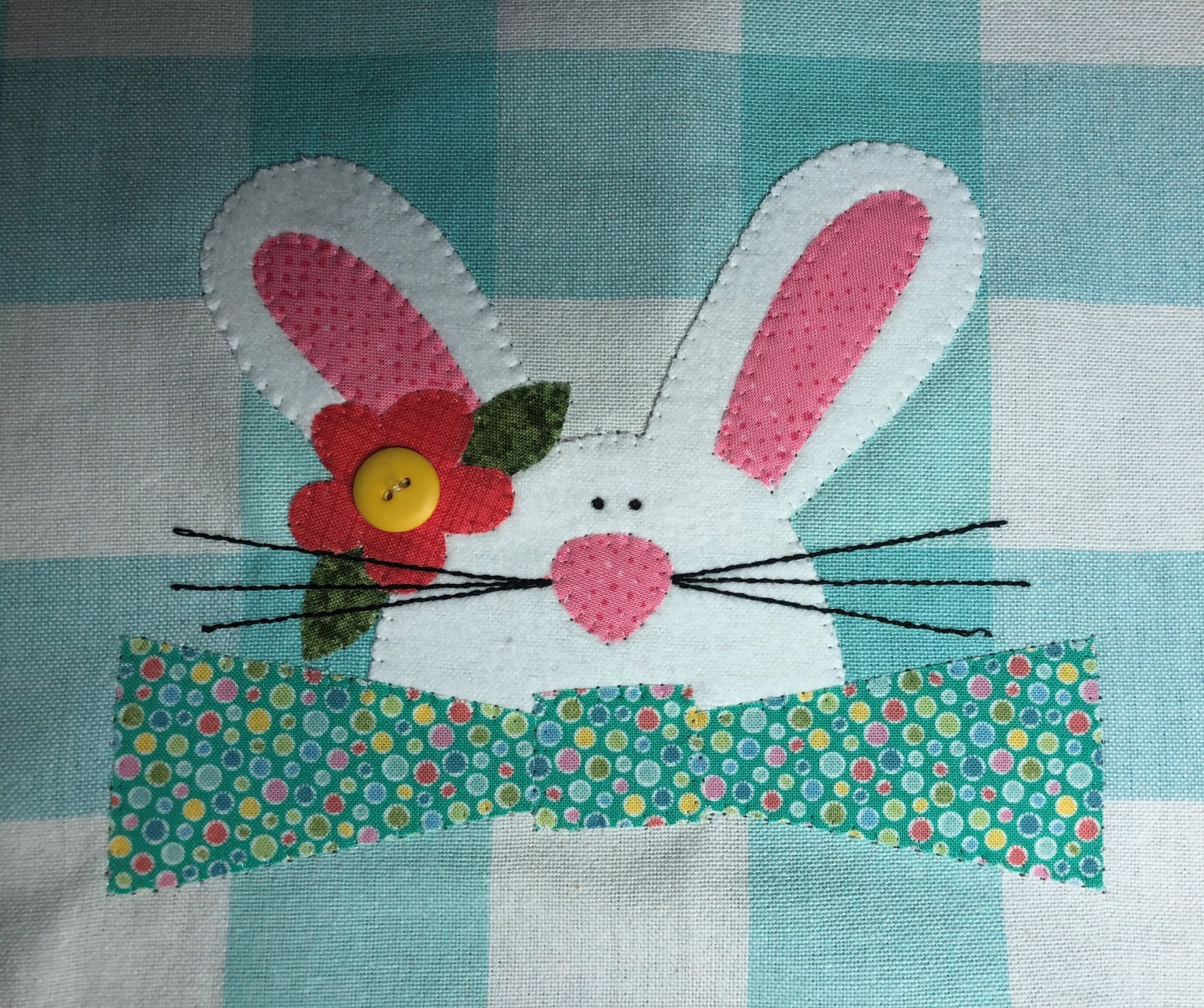 Hoppin' Buddies Bunny Towel Kit