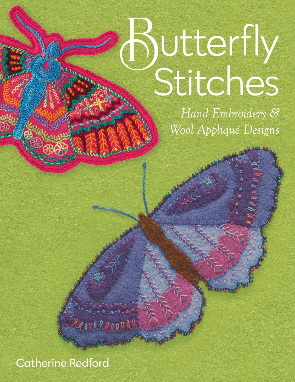 Butterfly Stitches