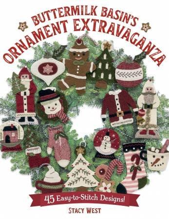 Buttermilk Basin Ornament Extravaganza