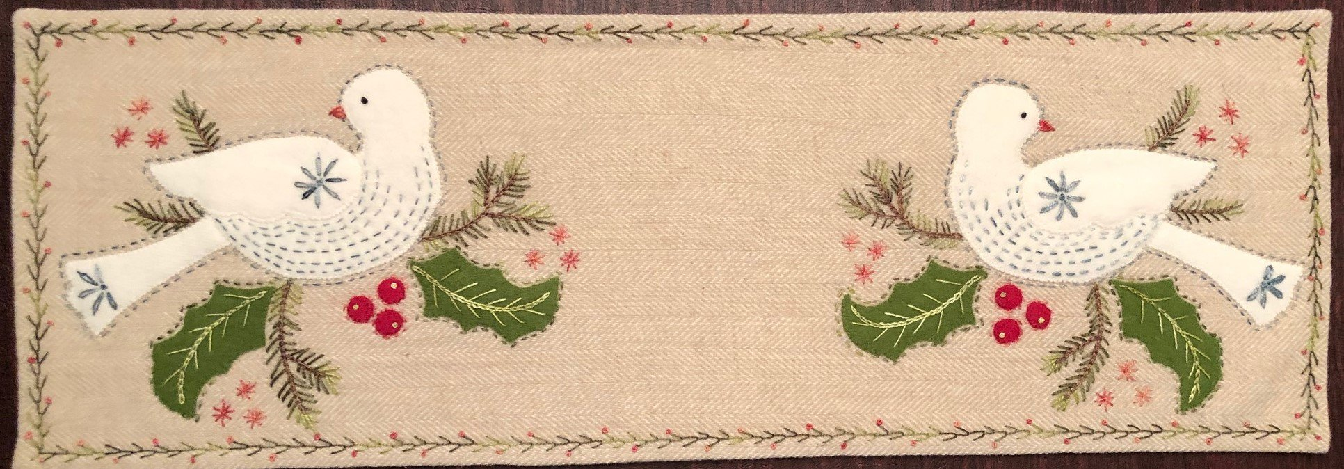 Dove Table Mat