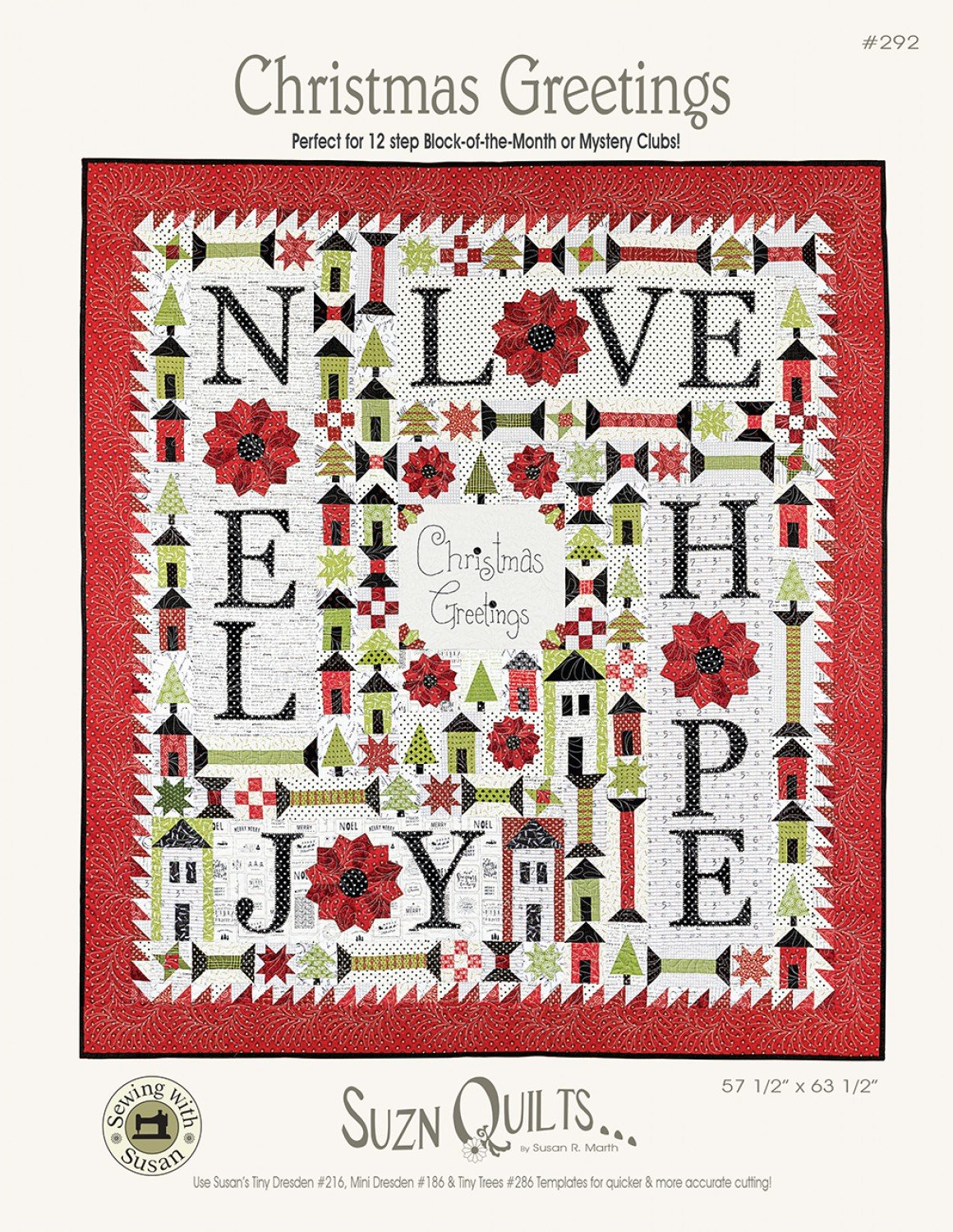 Christmas Greetings Quilt