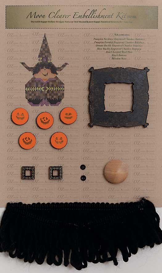 Moon Cleaver Embellishment Kit